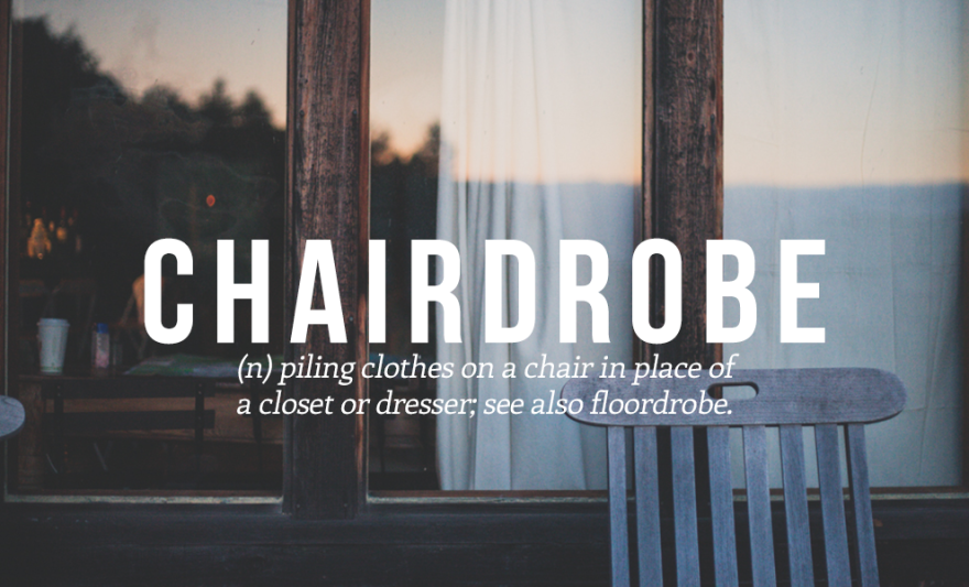 Chairdrobe