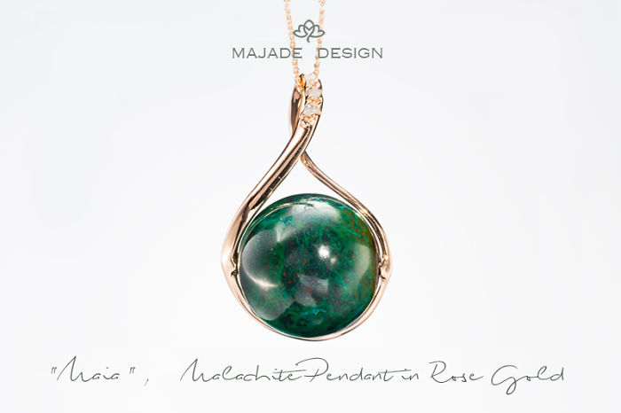 Here Is Why Malachite Is A Great Choice Of Gemstone For Mothers