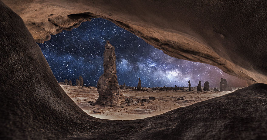 71 Breathtaking Photos Of Starry Skies That Will Inspire You To Look