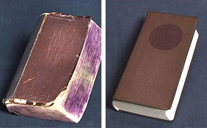 Japanese Craftsman Restores Old Books To Look Good As New