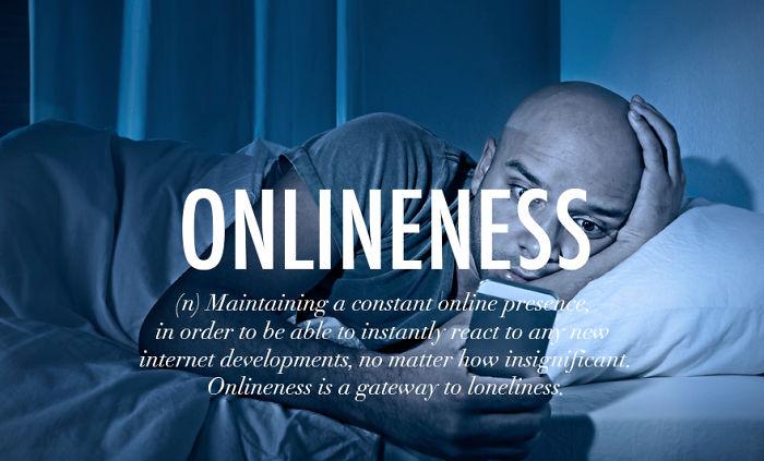 Onlineness