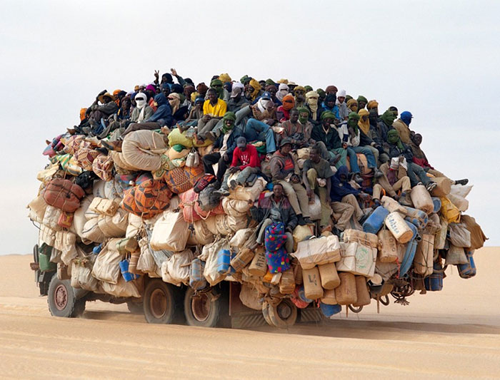 37 Of The Most Overloaded Vehicles Ever