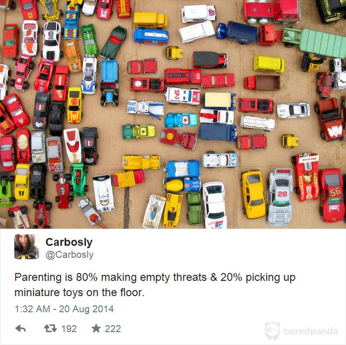 Parenting Is