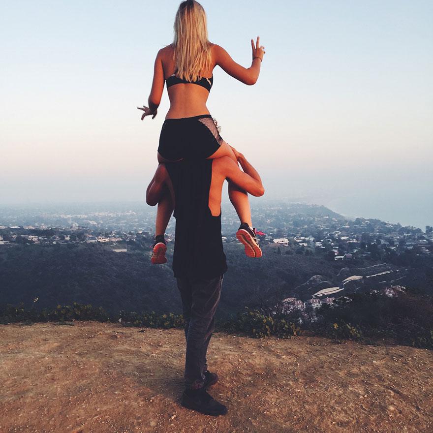 Photographer Model Surfer Couple Travels World Jay Alvarrez