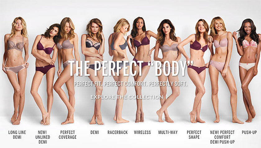 Lingerie Company Remakes Victoria S Secret Ad With A More