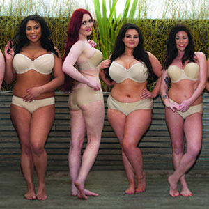 Photographer Challenges American Beauty Standards With