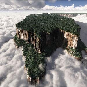 Monte Roraima - Venezuela