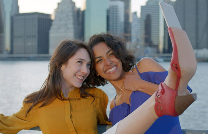 New 'Selfie Shoes' That Will Revolutionize The Selfie Game