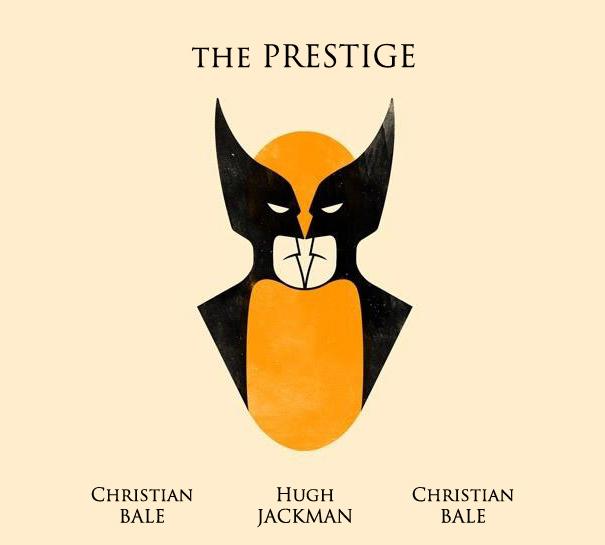 Wolverine Or Two Batmen?
