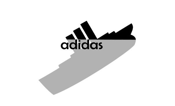 Adidas Logo Looks Like Sinking Ship