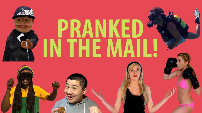 Revenge Prank Mail!