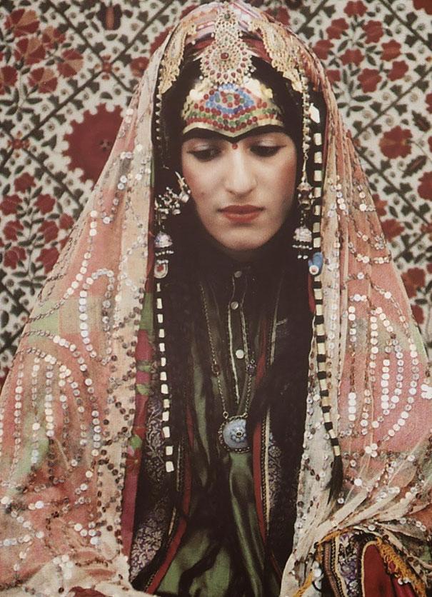 Afghani Jewish  Bride