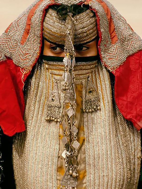 Bride In Eritrea