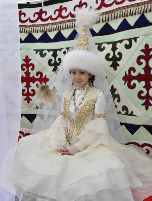 Kazakhstani Bride