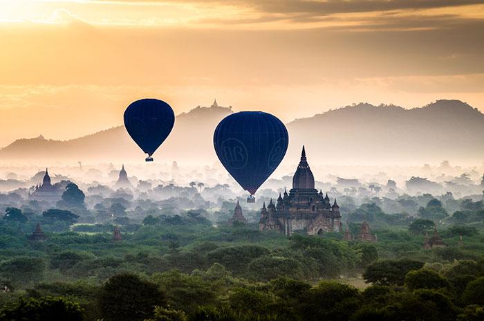 My Trip From Yangon To Mandalay In Myanmar