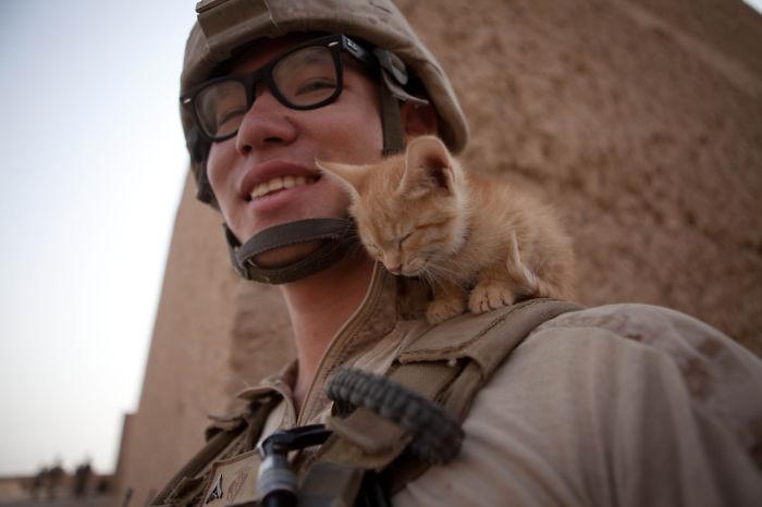 Lance Cpl. Kowshon Ye, A Marine Corps Combat Videographer With 1st Battalion, 5th Marines, Regi