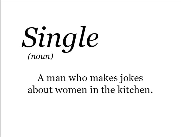 The Real Meaning Of Being Single