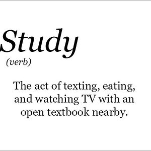 The Real Meaning Of Studying