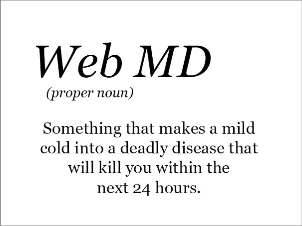 The Real Meaning Of Web Md