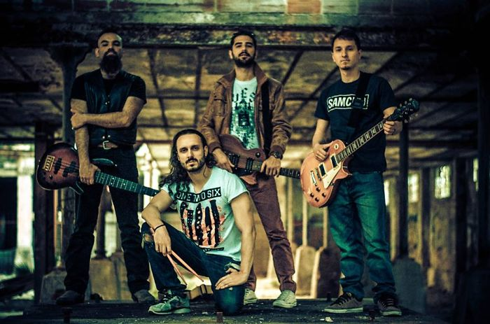 Bend For Eleven – New Alternative Stoner Rock Band From Thessaloniki, Greece