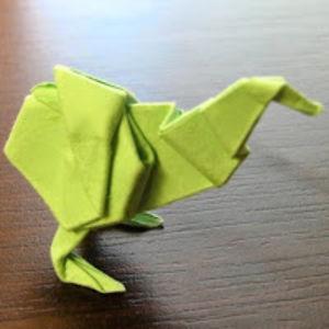 Origami Chik3n