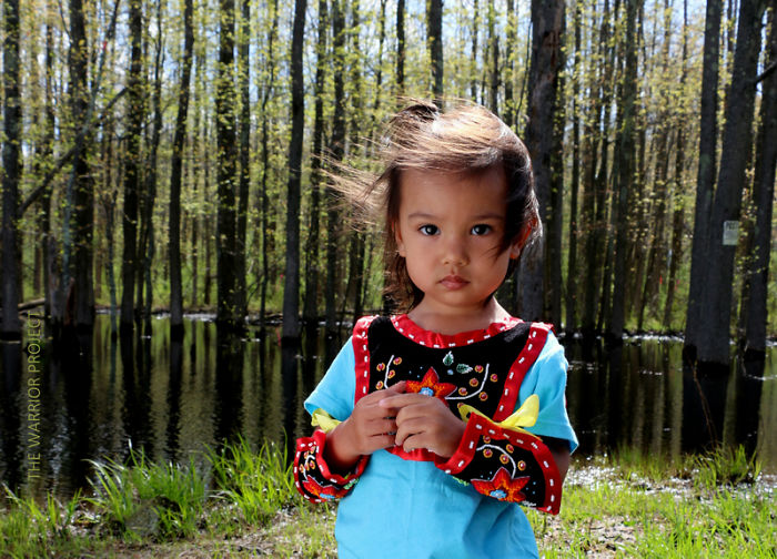 The Warrior Project: I Travel Across Native America And Discuss Environmental Concerns