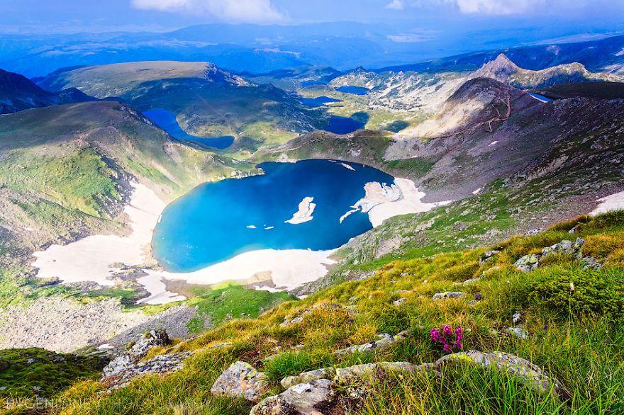 Seven Rilski Lakes Bulgaria