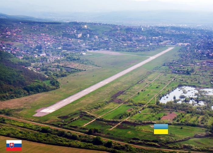 Ukraine & Slovakia (uzhorod International Airport)