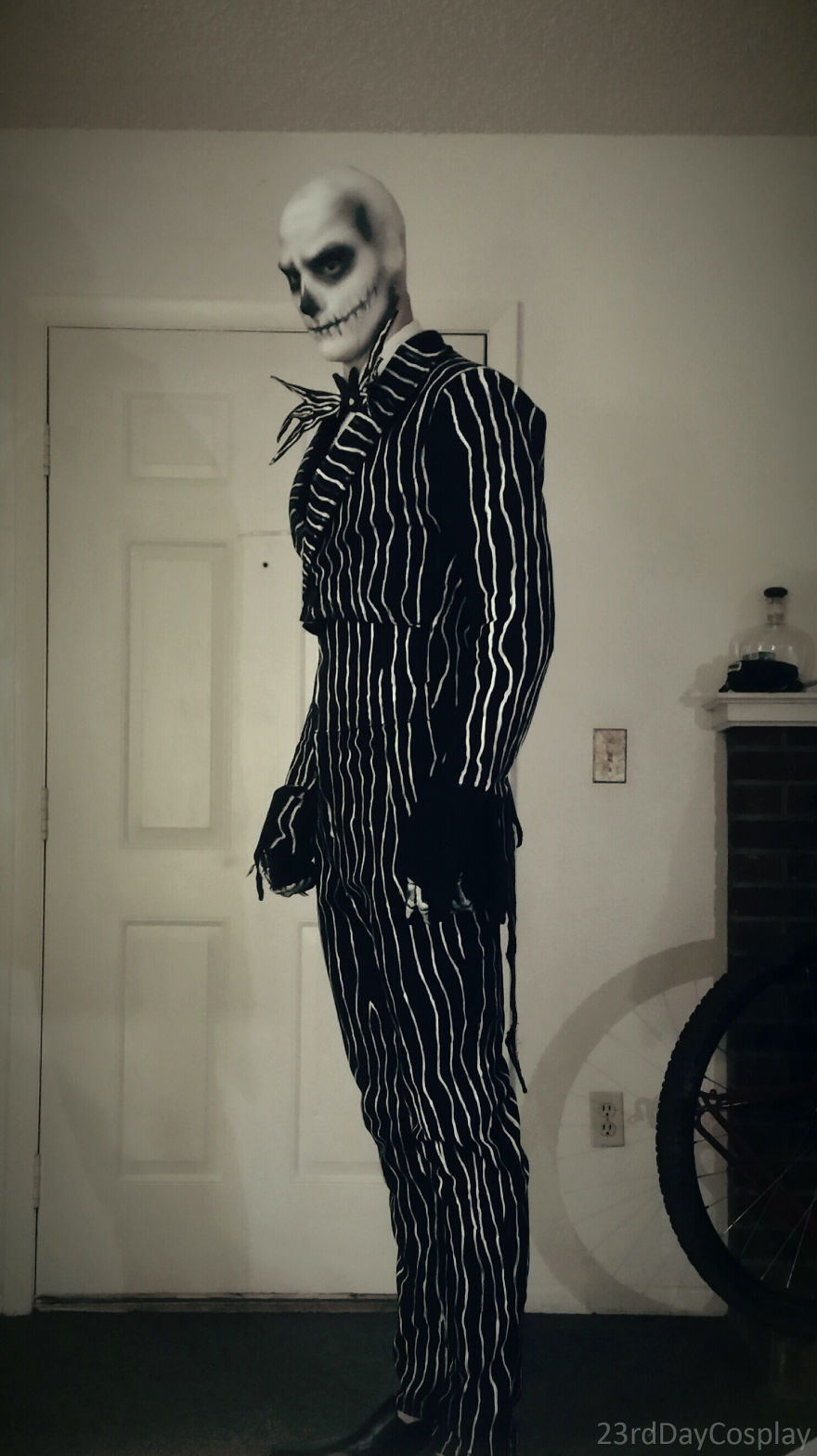 My DIY Jack Skellington Cosplay Inspired By A Movie I Haven't Seen ...