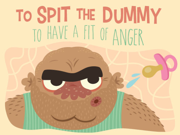 10 Bizarre Aussie Sayings Explained With Illustrations Bored Panda