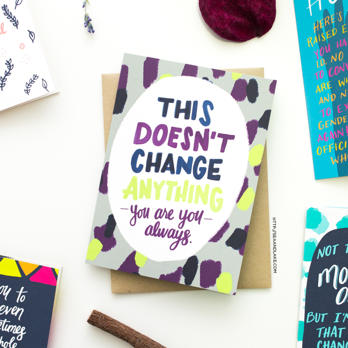 We Made Greeting Cards For Momentous Occasions In The Lives Of The Lgbtq Community