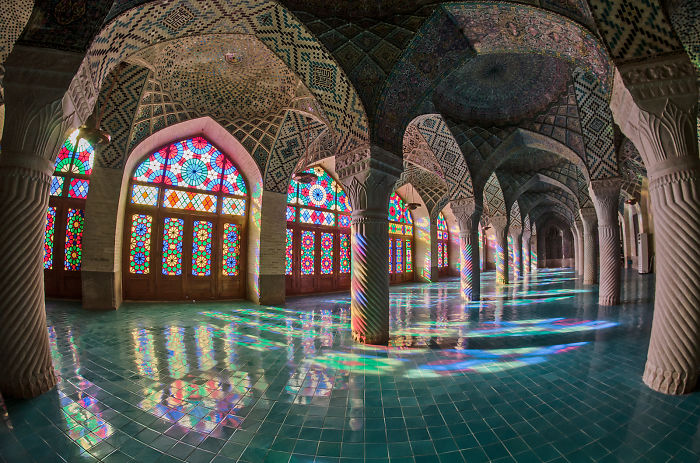 The Magic Of Colors: My Photos Of Nasir-ol-molk Mosque