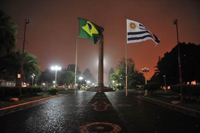Chui, Uruguay – Brazil Border
