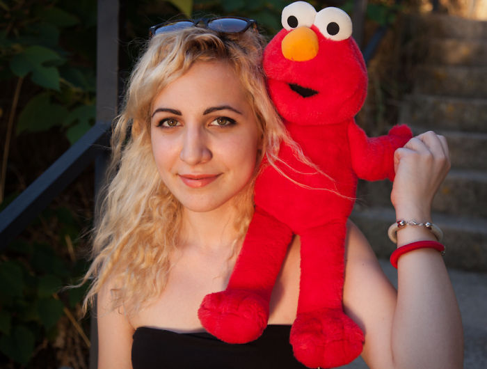 Kristina & Elmo