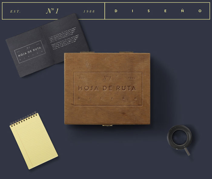 Amazing Survival Kit For Designers: Hoja De Ruta