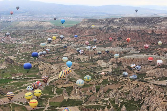 Once Upon A Time In The Wild, Wild Cappadocia