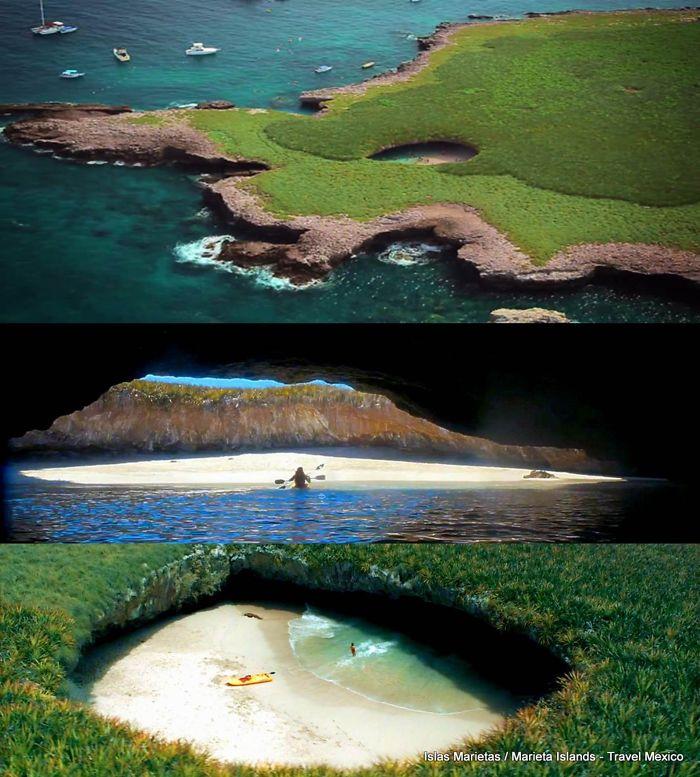 Marieta Islands, Nayarit, Mexico