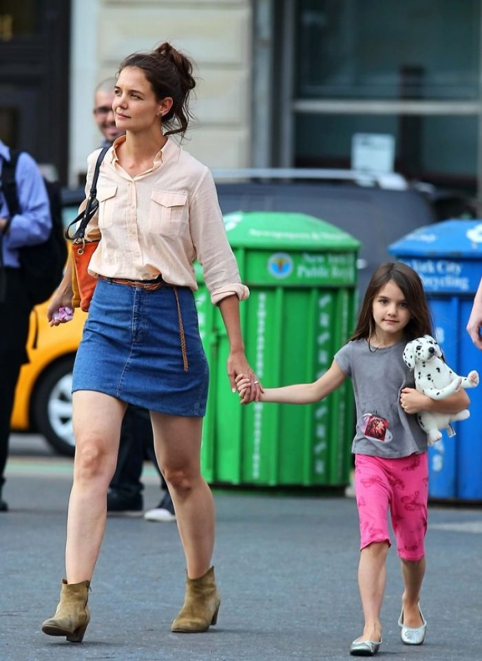 Like Mother Like Daughter: Celebrity Moms And Their Mini-mes