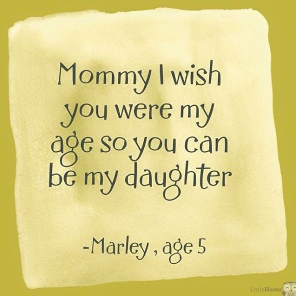 Cute Kids' Quotes