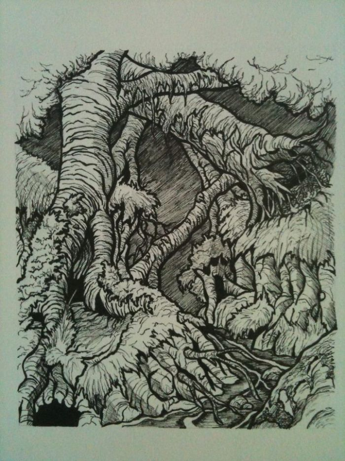 My Artworks Inspired By Nature