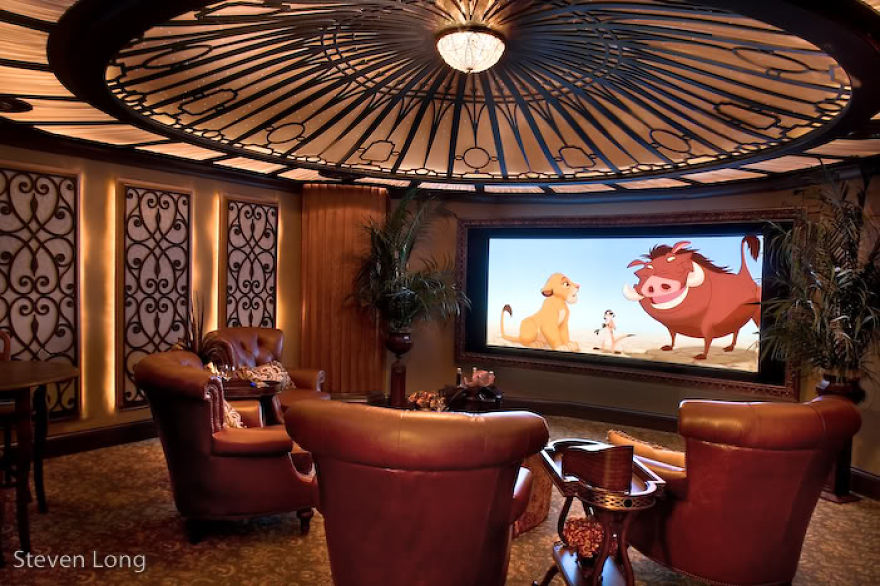 amazing home theater designs.  11 The Titanic Theater 17 Of Most Amazing Home Movie Theaters You Have Ever Seen