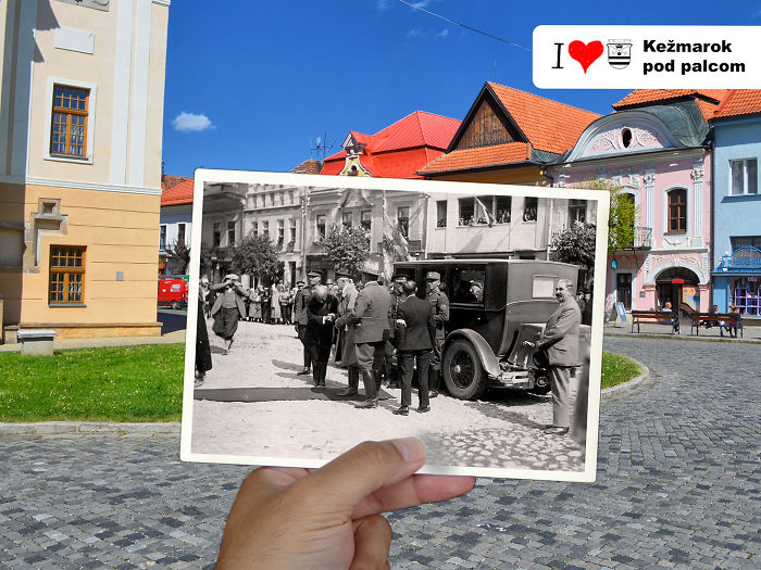 Traveling In The Past