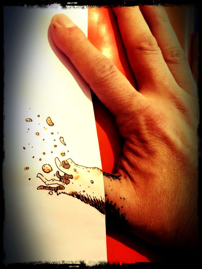Finger Space