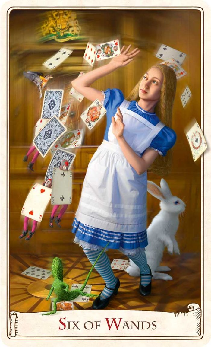 The Alice Tarot: A Curious Deck Of Cards That Took Us 5 Years To Make