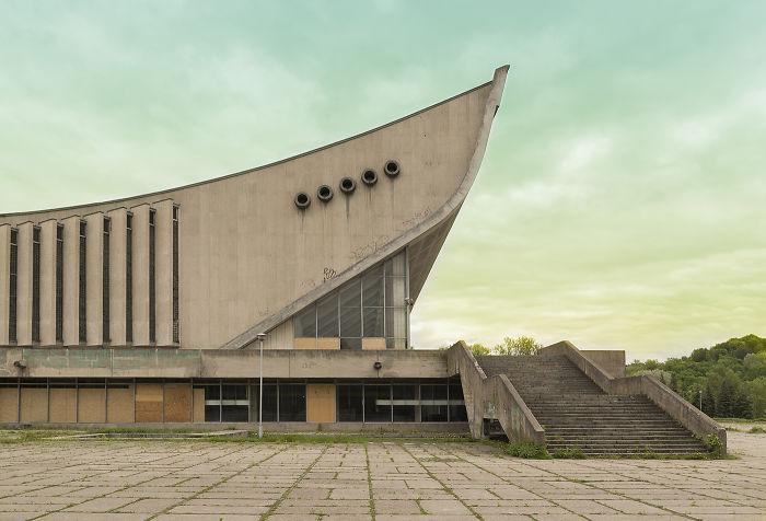Vilnius Cityscape Photography By Andrés Gallardo Albajar