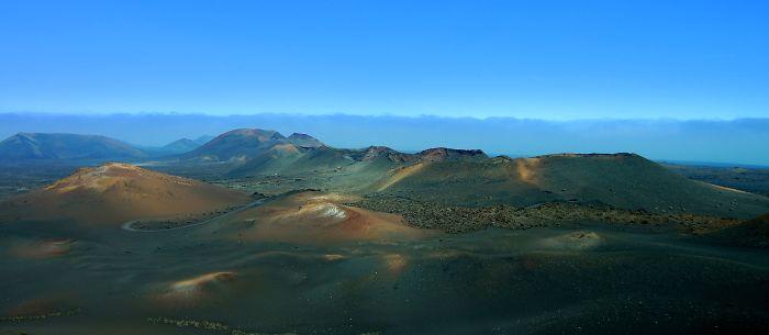 Volcano Fields, Lanzarote
