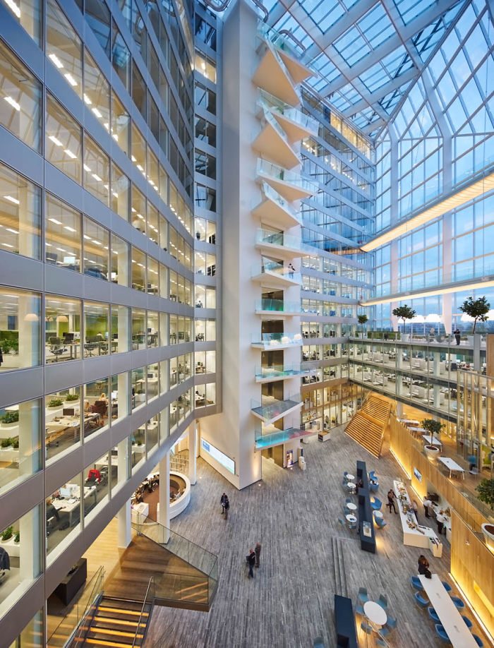 The World's Most Substainable And Innovative Building