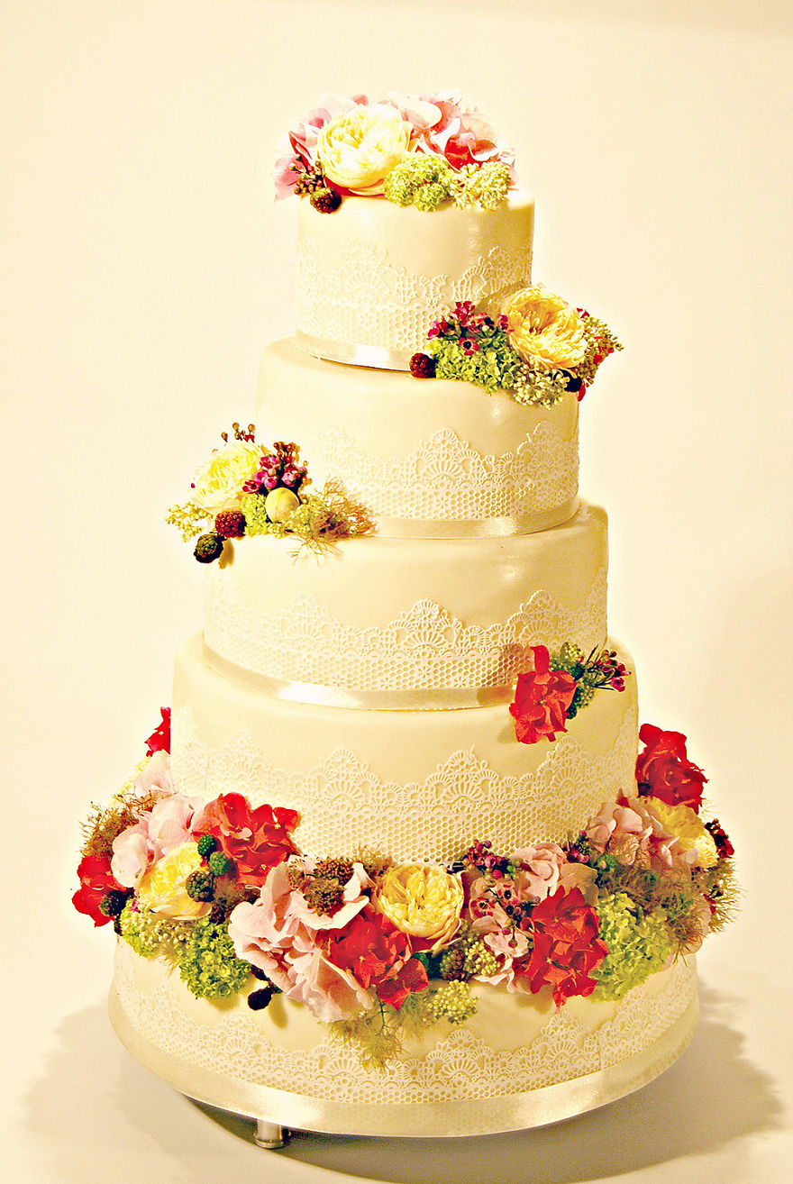 Haute Couture Wedding Cakes With Unique Designs - Page 4 of 4 ...