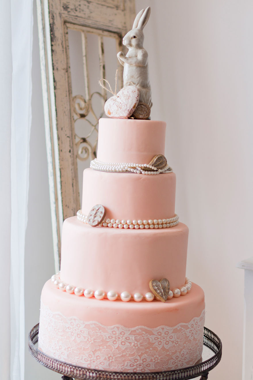 Wedding Couture Cakes