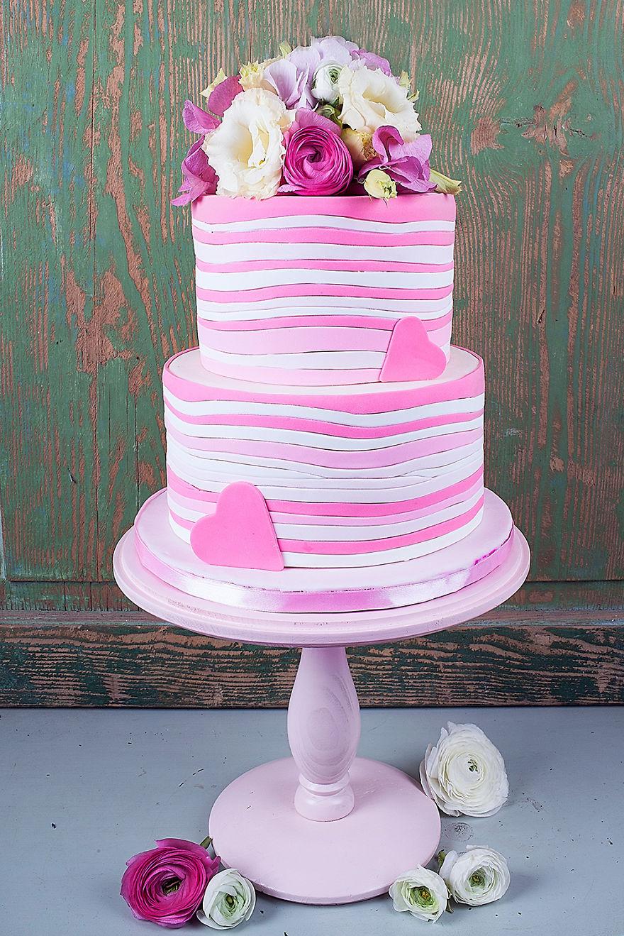 Haute Couture Wedding Cakes With Unique Designs - BizarreFeeds